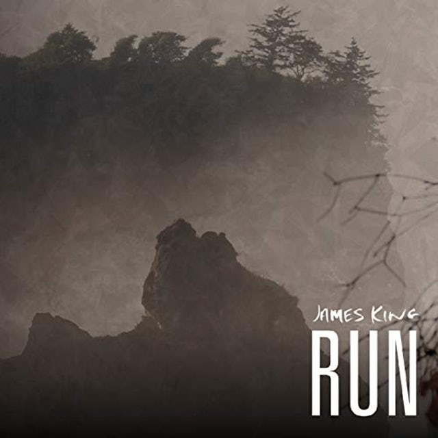 James King RUN CD