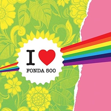 I HEART FONDA 500 Vinyl Record