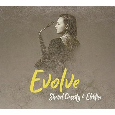 Sharel Cassity EVOLVE CD