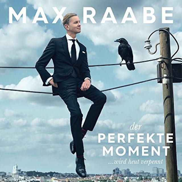 Max Raabe DER PERFEKTE MOMENT: WIRD HEUT VERPENNT CD