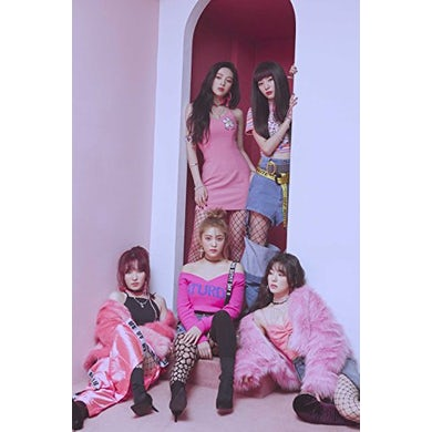 Red Velvet #COOKIE JAR CD