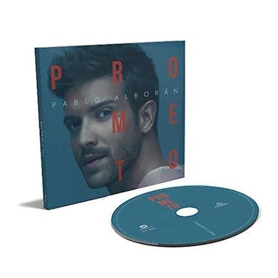 Pablo Alboran PROMETO-LA LLAVE CD