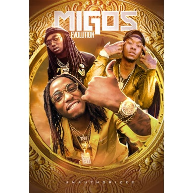 Migos EVOLUTION DVD