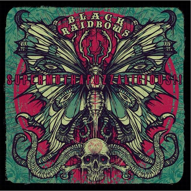 BLACK RAINBOWS SUPERMOTHERFUZZALICIOUS CD