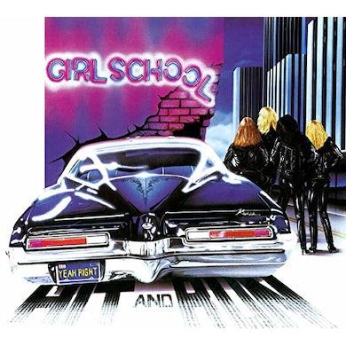 Girlschool HIT & RUN CD