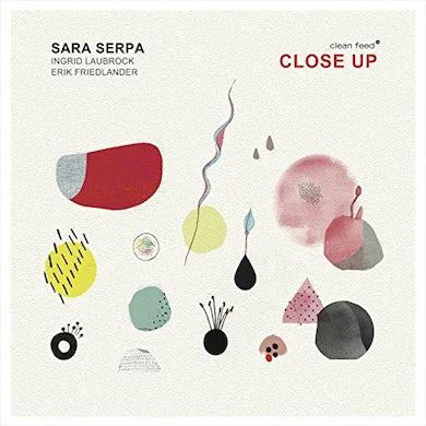 Sara Serpa CLOSE UP CD