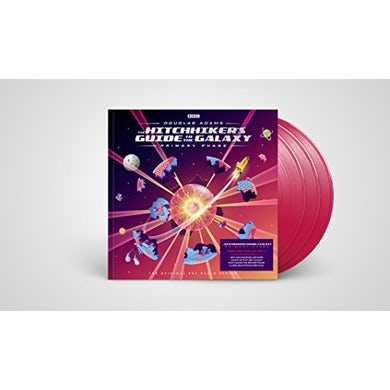 Hitchhikers Guide To The Galaxy: Primary Phase Ost HITCHHIKERS GUIDE TO THE GALAXY: PRIMARY PHASE Original Soundtrack Vinyl Record