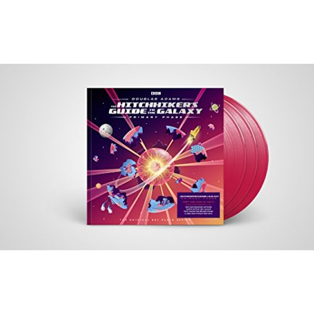 Hitchhikers Guide To The Galaxy: Primary Phase Ost