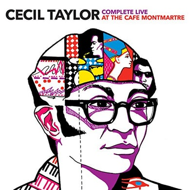 Cecil Taylor COMPLETE LIVE AT CAFE MONTMARTRE CD