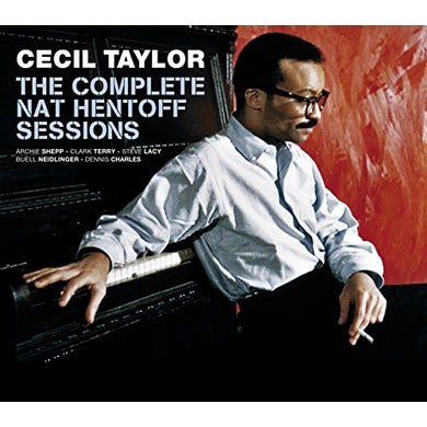 Cecil Taylor COMPLETE NAT HENTOFF SESSIONS CD