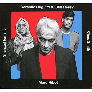 Marc Ribot YRU STILL HERE Vinyl Record