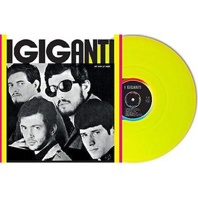 I GIGANTI Vinyl Record