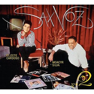 Elizete Cardoso / Moacyr Silva SAX VOZ NO 2 / SAX VOZ CD