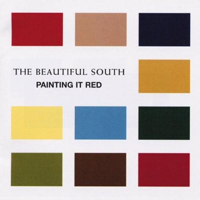 Beautiful South PAINTING IT RED CD