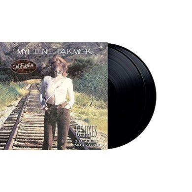 Mylène Farmer CALIFORNIA Vinyl Record