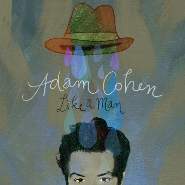 Adam Cohen LIKE A MAN CD