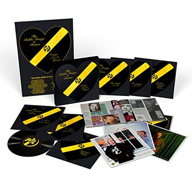 Public Image Ltd IS ROTTEN (SONGS FROM THE HEART) Vinyl Record Box Set