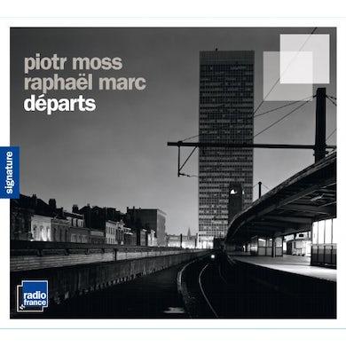 Moss DEPART CD