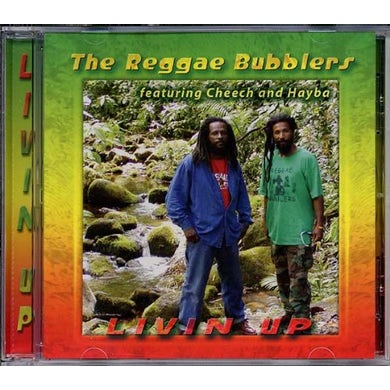 Reggae Bubblers LIVIN UP CD