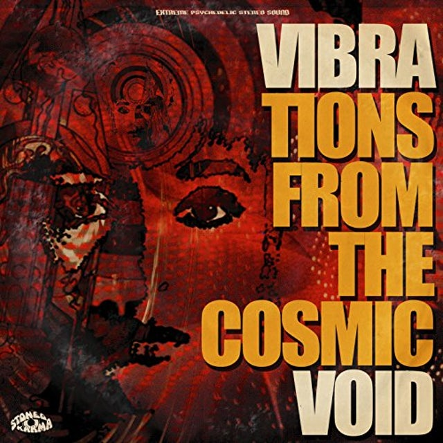 Vibravoid VIBRATIONS FROM THE COSMIC VOID CD