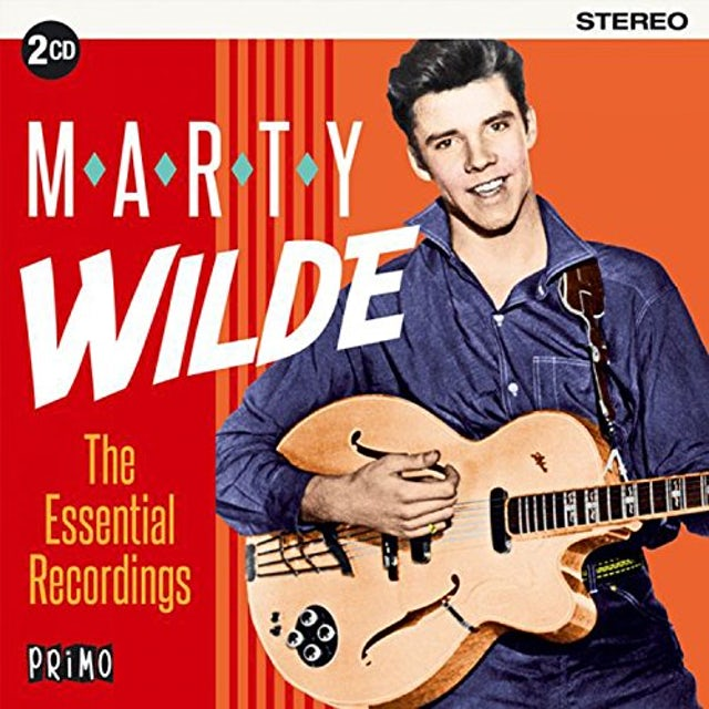 Marty Wilde ESSENTIAL RECORDINGS CD