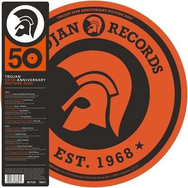Trojan 50Th Anniversary / Various Vinyl Record