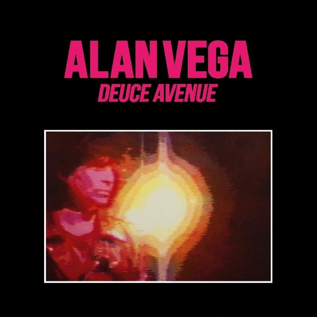 Alan Vega DEUCE AVENUE CD
