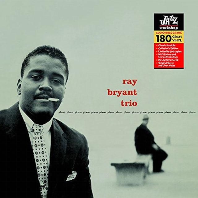 Ray Trio Bryant PIANO PIANO PIANO PIANO Vinyl Record