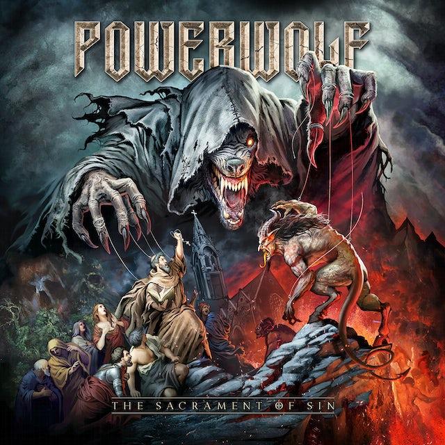 Powerwolf SACRAMENT OF SIN CD
