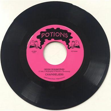 HIGH DIAMOND / SNAKE BOMB Vinyl Record