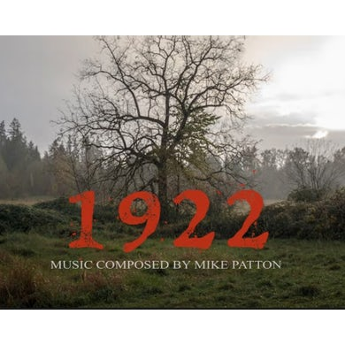 Mike Patton 1922 ORIGINAL SCORE Vinyl Record