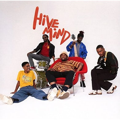The Internet HIVE MIND CD