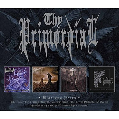 Thy Primordial BLACKEND YEARS CD