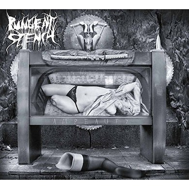 Pungent Stench AMPEAUTY CD