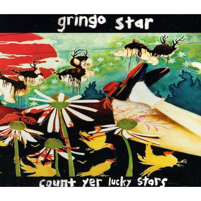 Gringo Star COUNT YER LUCKY STARS CD