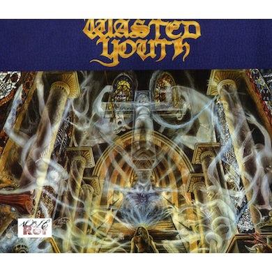 Wasted Youth BLACK DAZE CD
