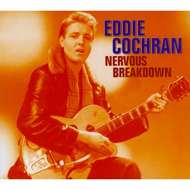 Eddie Cochran NERVOUS BREAKDOWN CD