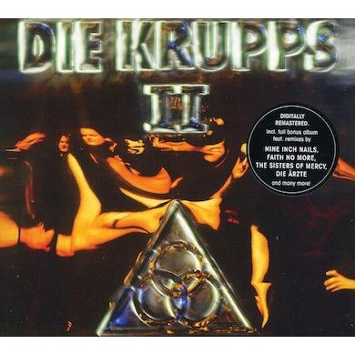 Die Krupps II: FINAL OPTION & THE FINAL OPTION REMIXED CD