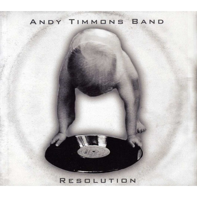 Andy Timmons RESOLUTION CD
