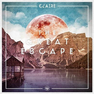Claire GREAT ESCAPE CD