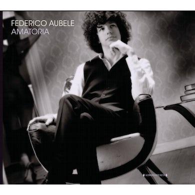 Federico Aubele AMATORIA CD