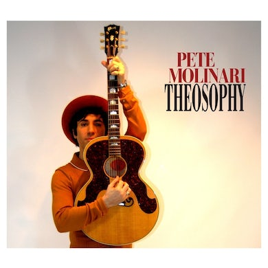 Pete Molinari THEOSOPHY CD