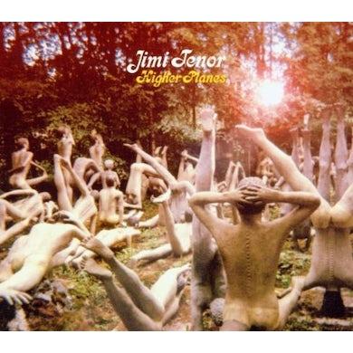 Jimi Tenor HIGHER PLANES CD