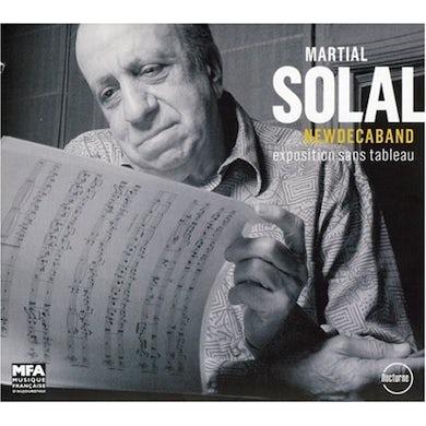 Martial Solal EXPOSITION SANS TABLEAU CD