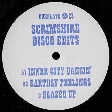 Scrimshire DISCO EDITS Vinyl Record
