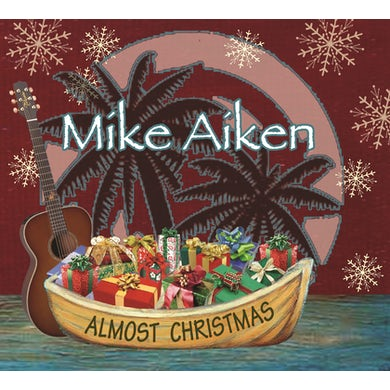 Mike Aiken ALMOST CHRISTMAS CD