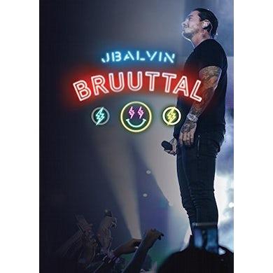 J Balvin BRUUTTAL DVD