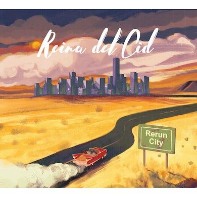 Reina del Cid RERUN CITY Vinyl Record