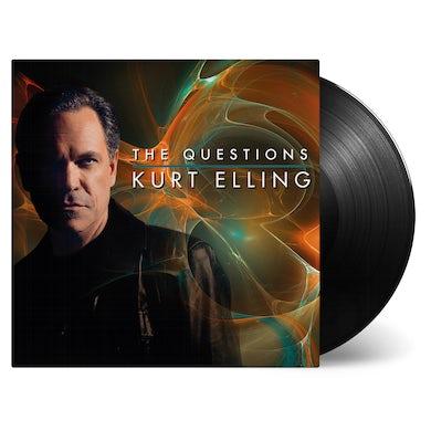 Kurt Elling THE QUESTIONS Vinyl Record