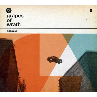 Grapes Of Wrath HIGH ROAD CD